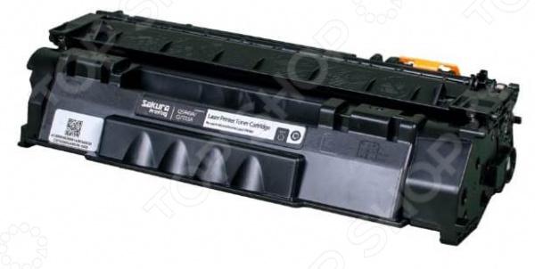 Картридж Sakura Q5949A/Q7553A для HP P2014/P2015/M2727, LJ 1160/1320/3390/3392 hp дуплекс в сборе lj p2015 m2727 rm1 4258