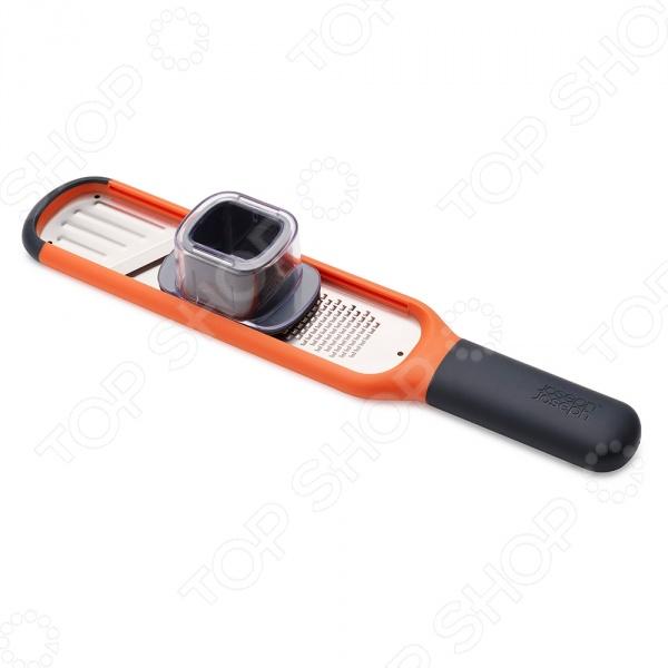 Терка-слайсер Joseph Joseph Handi Grate терка для цедры с очистителем joseph joseph терка для цедры с очистителем