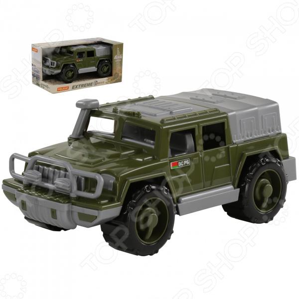 Машинка игрушечная POLESIE «Джип военный. Защитник» №1 polesie смурфетта
