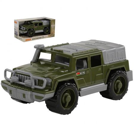 Купить Машинка игрушечная POLESIE «Джип военный. Защитник» №1
