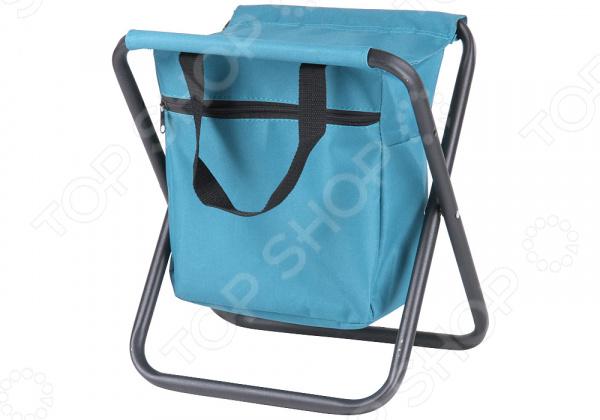 Табурет с сумкой Rosenberg RUS-835003 Табурет с сумкой Rosenberg RUS-835003-3 /Зеленый