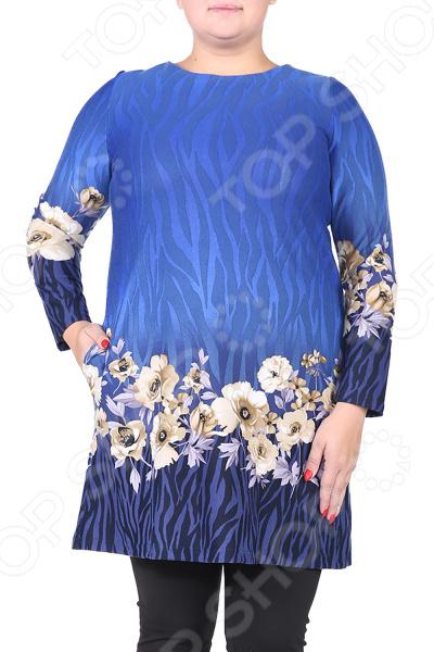 Платье-туника «Необыкновенный вид»