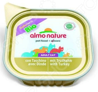 almo nature DailyMenu Bio Adult with Turkey 39503