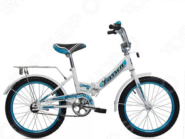 Велосипед детский Larsen Junior18 2016 года