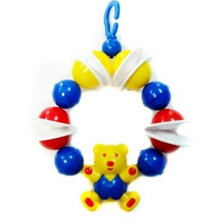 Купить Игрушка подвесная Аэлита «Солнечный мишка»