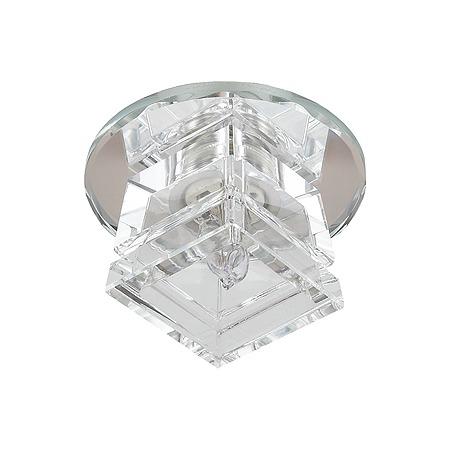 Купить Светильник потолочный декоративный Эра DK48A SL/W