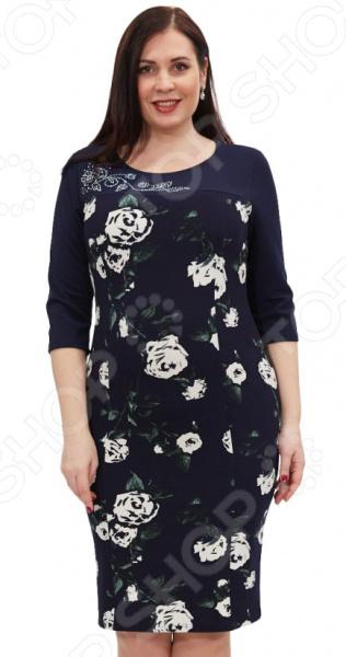 Платье Лауме-стиль «Сусанна». Цвет: белый