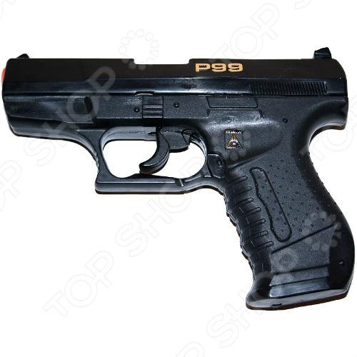 Zakazat.ru: Пистолет игрушечный Sohni-Wicke Special Agent P99 Gun 180 mm