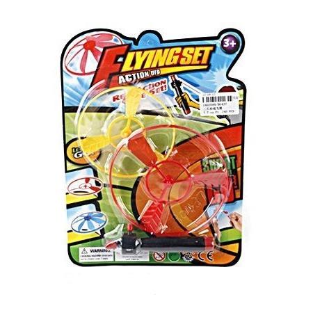 Купить Набор игрушек-вертушек запускаемых Shantou Gepai B0437