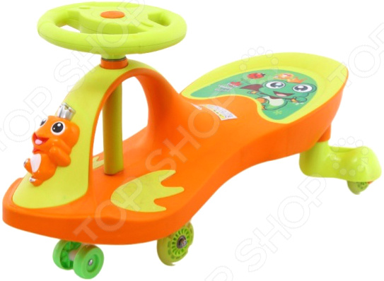 Машина детская Bradex Bibicar «Лягушонок»