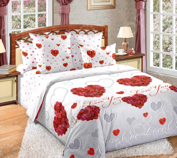 Комплект постельного белья Королевское Искушение «Вечная любовь»