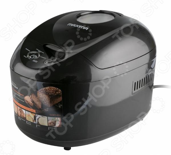 Хлебопечка Maxima MBM-0319 олег ольхов сладости на вашем столе кексы варенья пастилы