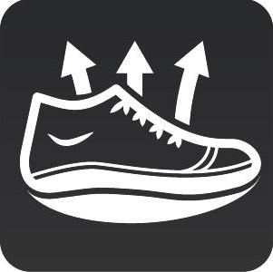 Ботинки женские адаптивные повседневные Walkmaxx 2.0. Цвет: синий 11
