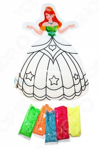 Раскраска надувная Bradex «Принцесса Аня» Раскраска надувная Bradex «Принцесса Аня» /