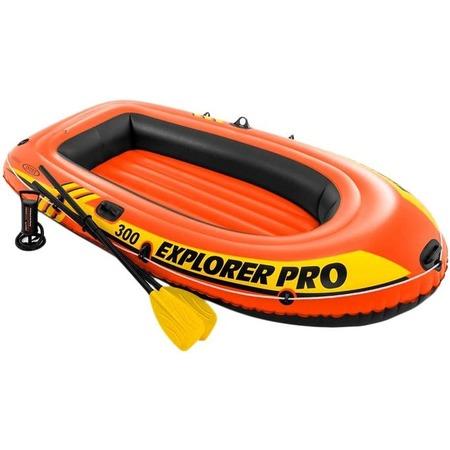 Купить Лодка надувная Intex Explorer Pro 300