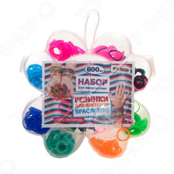 Набор резиночек для плетения Mitya Veselkov «Клевер» резинки mitya veselkov резиночки для плетения браслетов