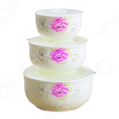 Набор керамических контейнеров Irit IRH-320C цена и фото