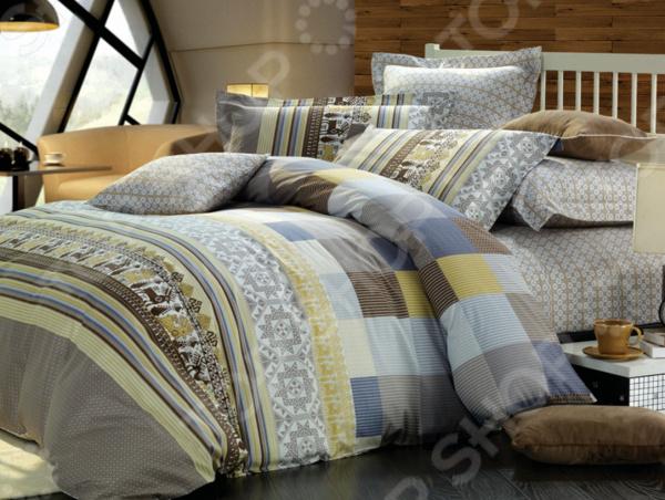 Комплект постельного белья La Noche Del Amor А-585 комплект постельного белья la noche del amor а 561