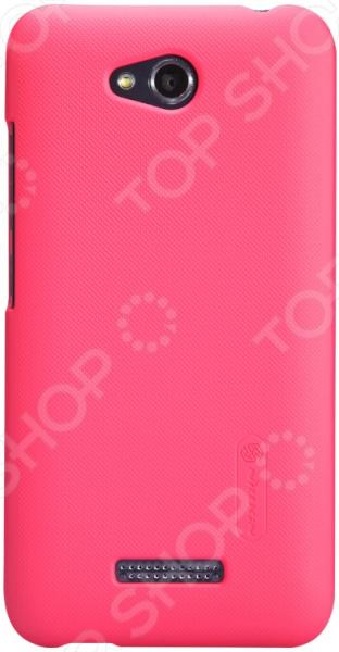 Чехол защитный Nillkin HTC Desire 616/D616W чехол для htc desire 616 nillkin super frosted белый