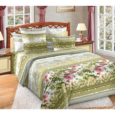 Купить Комплект постельного белья Королевское Искушение «Адель». Тип ткани: сатин. Евро