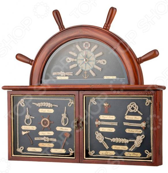 Ключница с часами Arti-M 271-061