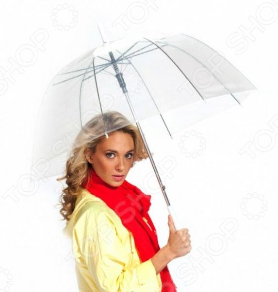 Зонт-трость Bradex Transparent Bell 1