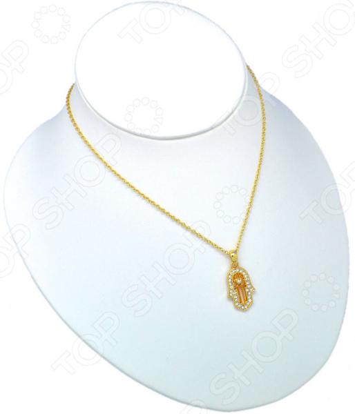 Кулон-оберег «Хамса» кулон амулет символ обретения жениха