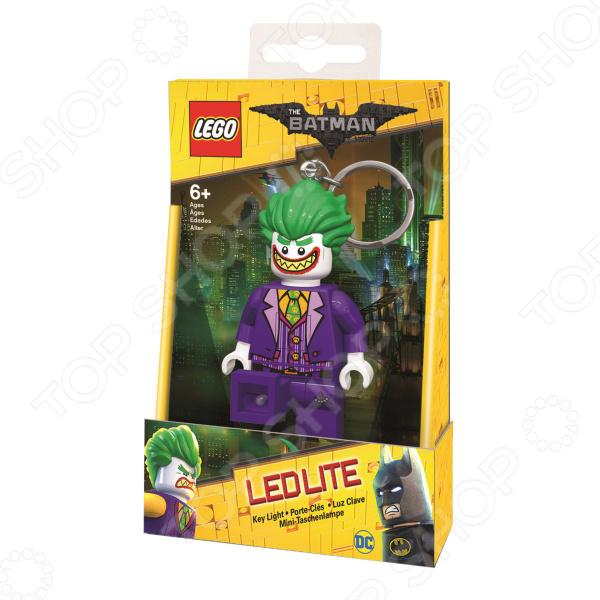 Брелок-фонарик LEGO Joker брелоки lego брелок фонарик для ключей lego friends andrea