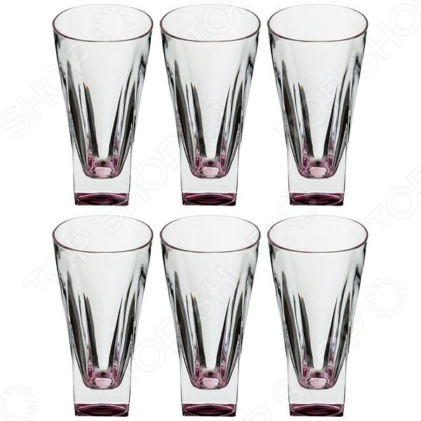 Набор стаканов RCR «Фьюжн Мирто» набор стаканов rcr опера