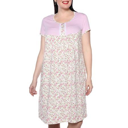 Купить Ночная сорочка El Fa Mei «Девичьи сны». Цвет: сиреневый
