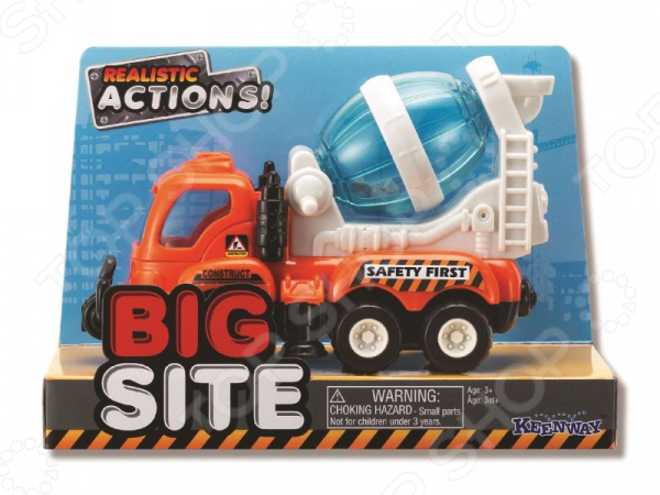 Бетономешалка игрушечная Keenway Construction