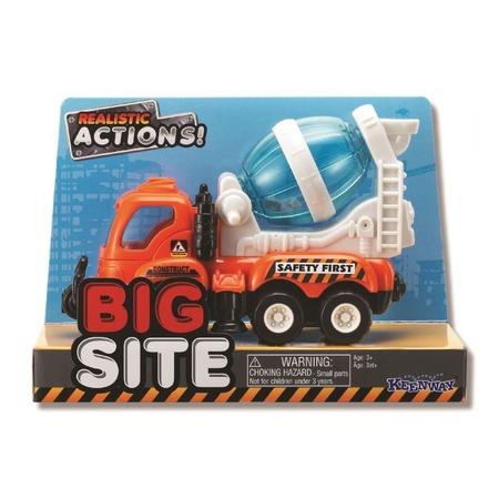 Купить Бетономешалка игрушечная Keenway Construction