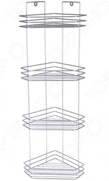 Полка для ванной комнаты угловая Rosenberg RUS-385047-4