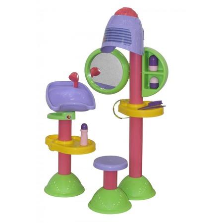 Купить Игровой набор для девочки POLESIE «Парикмахерская Злата»