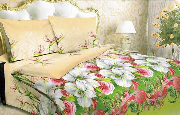 Комплект постельного белья «Жемчужина». 1,5-спальный