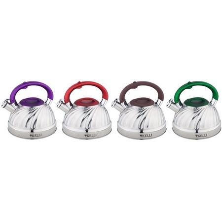 Купить Чайник со свистком Kelli KL-4507