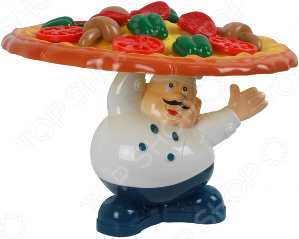Игра настольная 1 Toy «Неуловимая пицца»