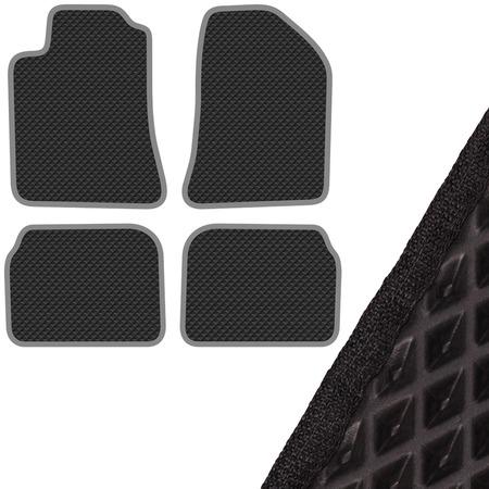 Купить Комплект из 4-х ковриков в салон автомобиля с левым рулем SKYWAY Toyota Avensis (2003-2009)