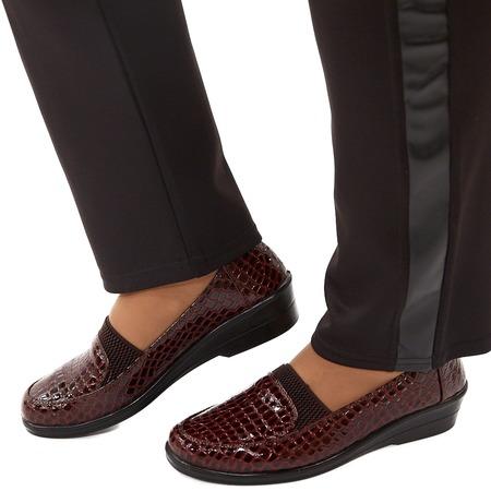 Купить Туфли АЛМИ «Чеслава». Цвет: коричневый