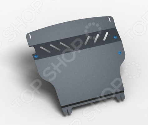 Комплект: защита картера и крепеж Novline-Autofamily Skoda Octavia Tour 2004-2010: 1,4/1,6/1,8/2,0 бензин МКПП/АКПП