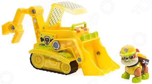 Набор игровой Spin Master Paw Patrol «Машина спасателя со щенком». В ассортименте игровой набор paw patrol машина спасателя со щенком