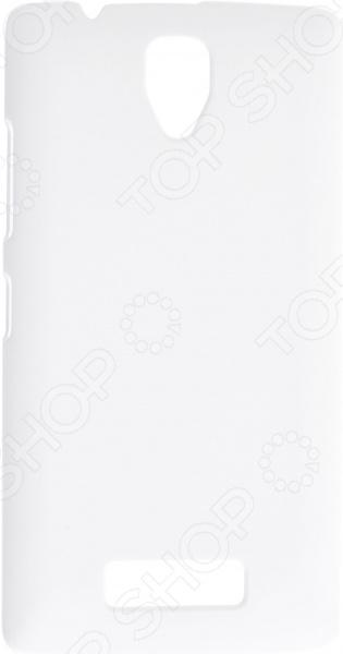 Чехол защитный skinBOX Lenovo A2010 чехлы для телефонов skinbox накладка для lenovo vibe c skinbox серия 4people защитная пленка в комплекте
