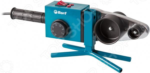 Сварочный аппарат для пластиковых труб Bort BRS-2000