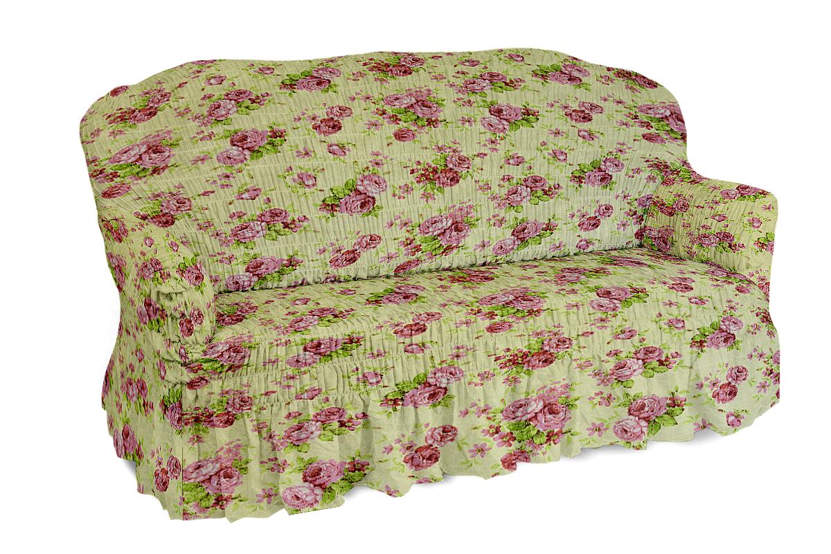 Чехол для дивана «Уютный дом». Цвет: прованс. В ассортименте