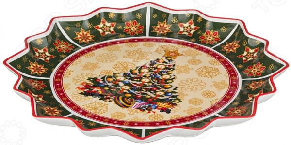 Блюдо Lefard «Новый Год!» 586-182 старый новый год с денисом мацуевым