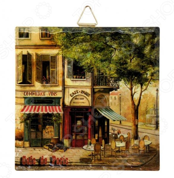 Подставка под горячее Gift'n'home «Парижское кафе»