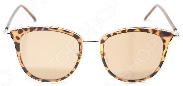 Очки солнцезащитные Mitya Veselkov в полупрозрачной оправе очки солнцезащитные mitya veselkov цвет черный msk 1303