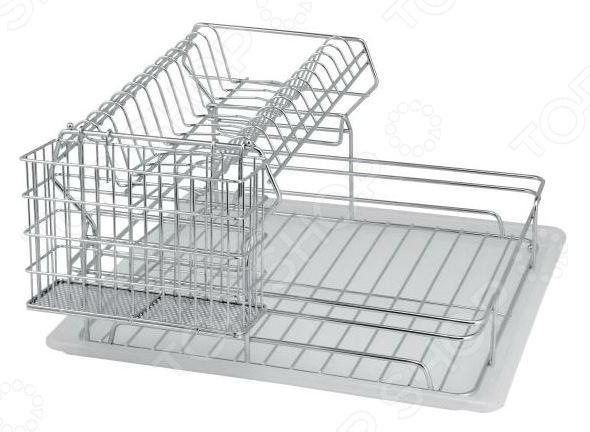 Сушилка для посуды настольная Esprado Platinos 0024222E212 сушилка настольная esprado platinos двухъярусная 0024222e212 page 7