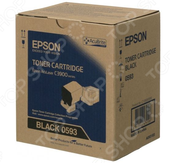 Тонер-картридж Epson для AcuLaser C3900N