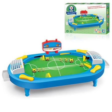 Купить Мини-футбол настольный 1 Toy «Флиппербол»